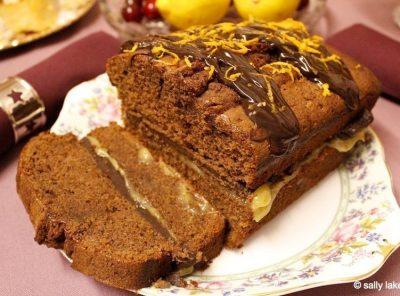 Chocolate and Orange Loaf Cake
