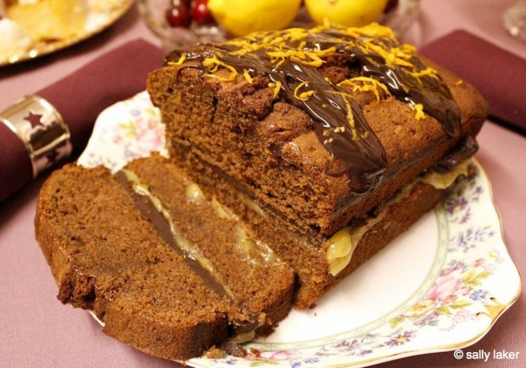Chocolate and Orange Loaf Cake