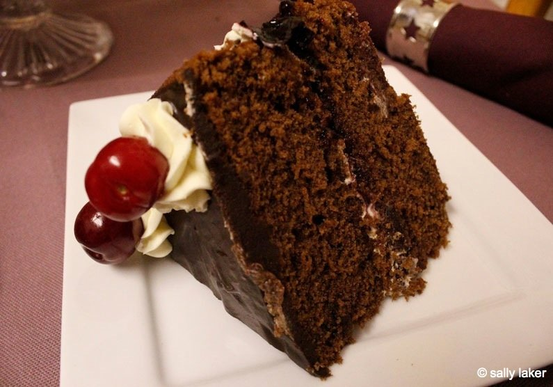 MG_0299 The Food of Love: Chocolate, Amaretto and Cherry Cake