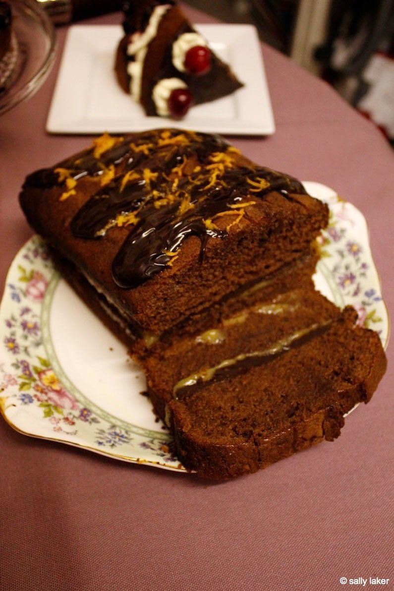 MG_0343 Chocolate and Orange Loaf Cake