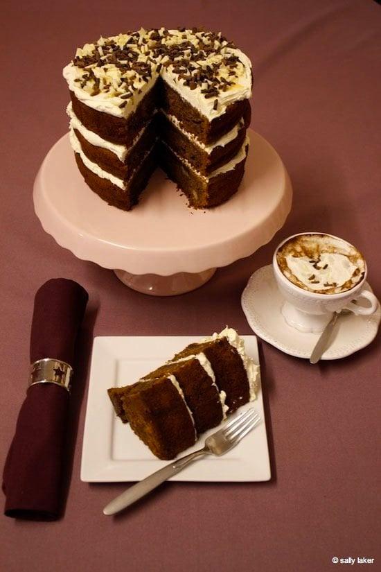 MG_2900 Luxury Chocolate Banoffee Cake