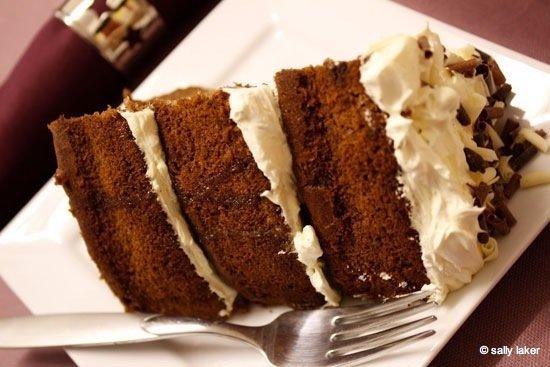 MG_2927 Luxury Chocolate Banoffee Cake