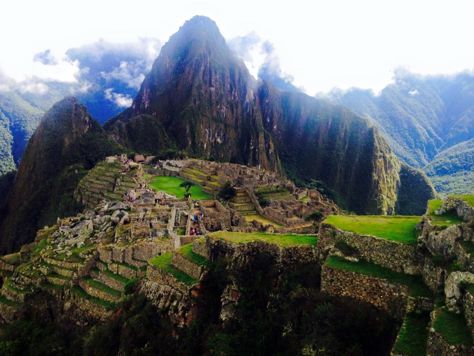 The Magic of Machu Picchu