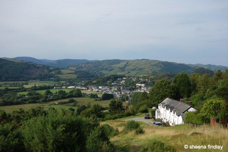 Machynlleth- hike
