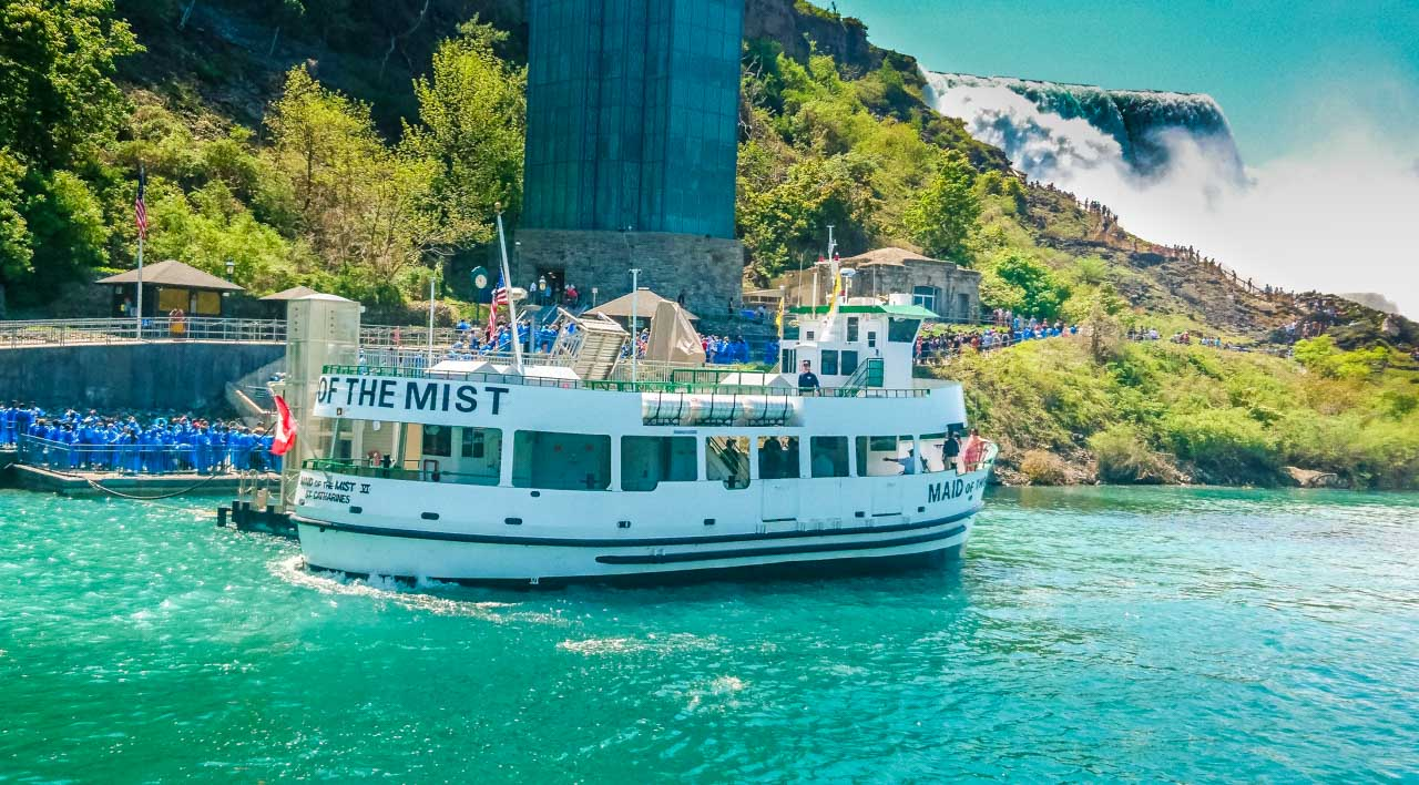 Maid-of-the-Mist Niagara Falls, an Experience with Memories to Treasure