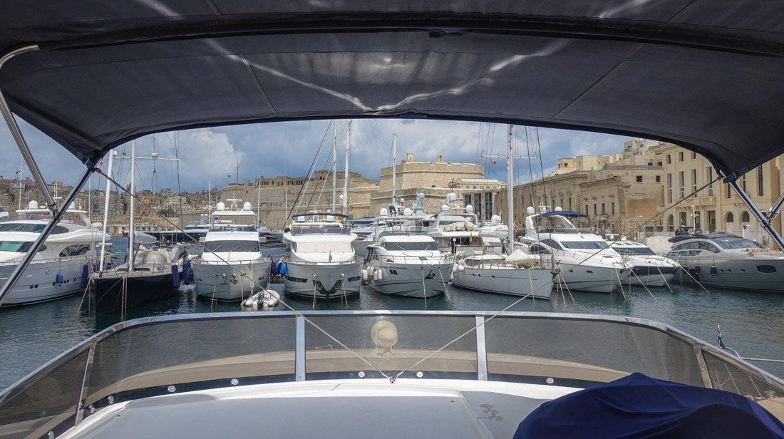 Malta-Yachts-4 Malta - Azure Ultra Luxury Yacht Experience