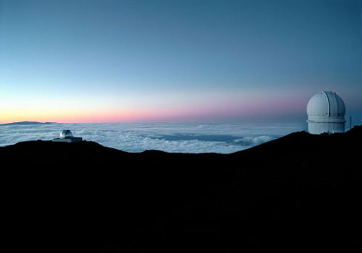MaunaKea Mountain Tops and Goals for All