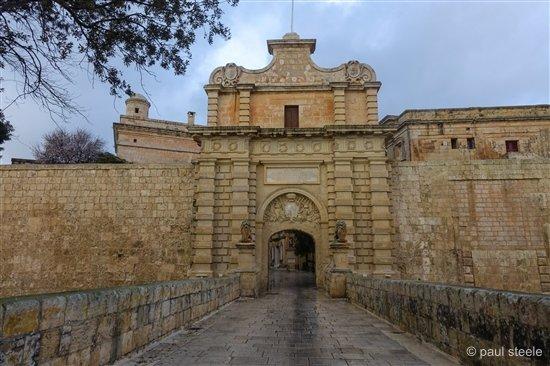 Mdina-11- malta city