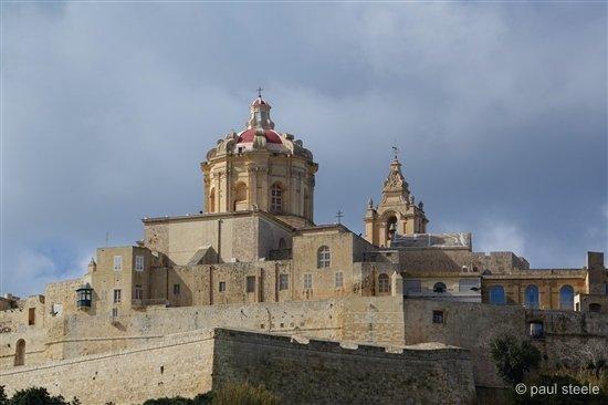 Mdina-13- malta city