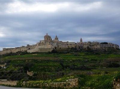 Malta – a wander around Mdina, the old capital