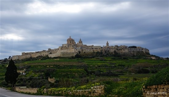 Malta – a wander around Mdina, the old capital