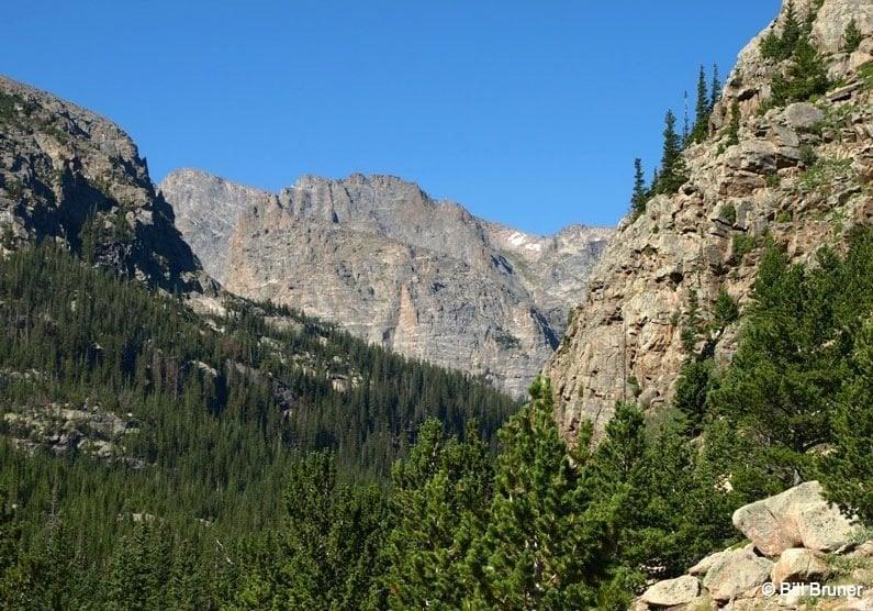 Mills Lake Trail – Rocky Mountain National Park 1