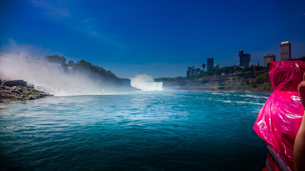 Misty-View Niagara Falls, an Experience with Memories to Treasure