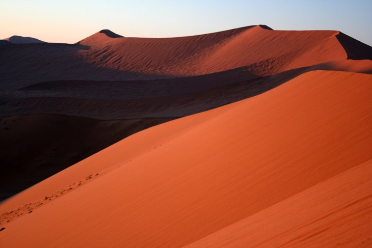 Landscapes of Namibia