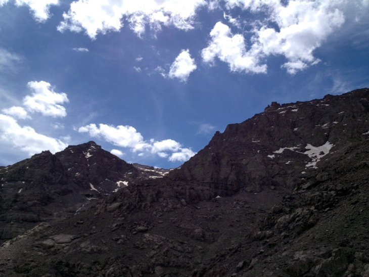 Good going today… Will be at Base camp in a couple hours :) Mt Toubkal #ExodusTrek
