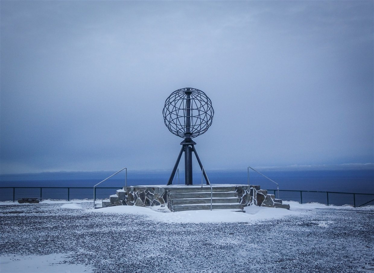 The North Cape – To The Top of Europe
