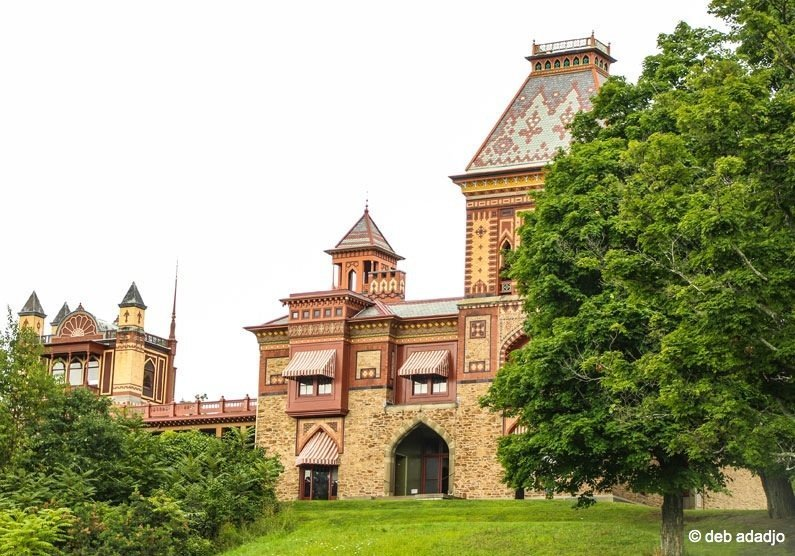 Olana NY State Historic Site – A Place for Imagination