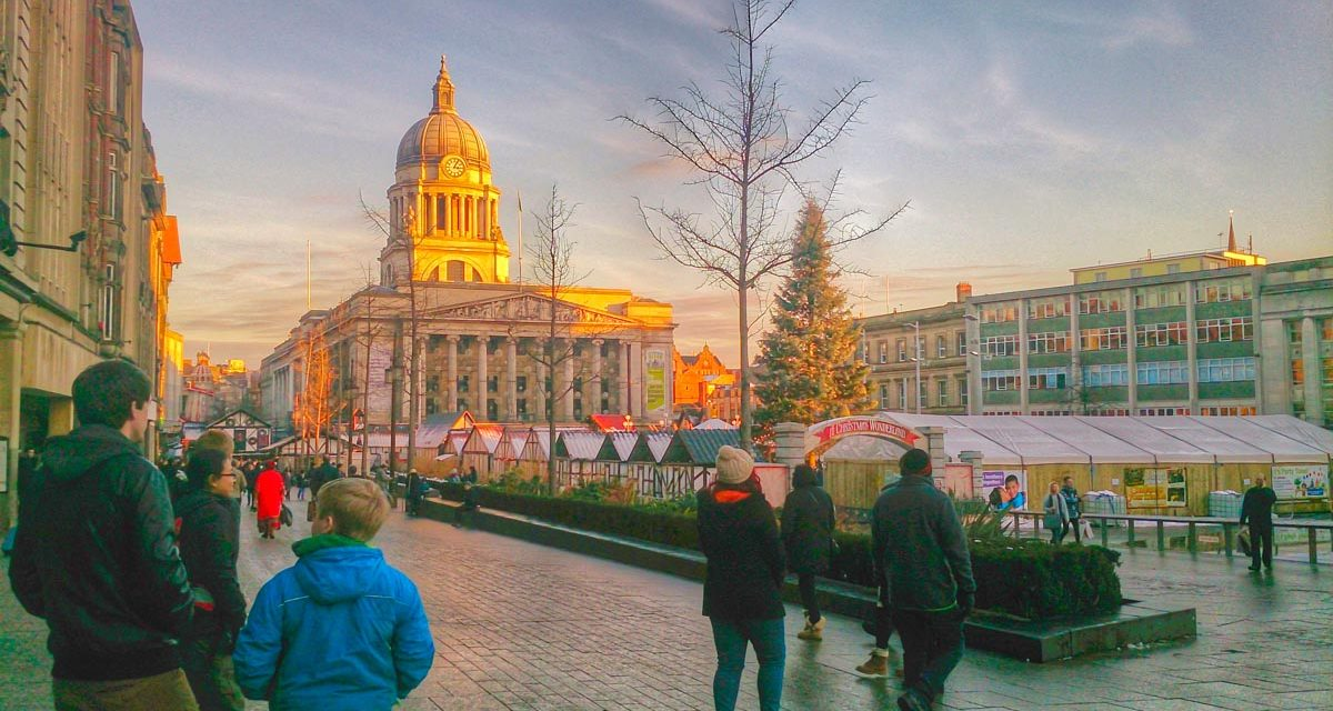 A Nottingham Wander – Vibrant and Always an Adventure