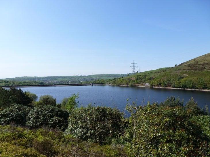 P1000661 Greater Manchester Hidden Beauty – Walkerwood Reservoir