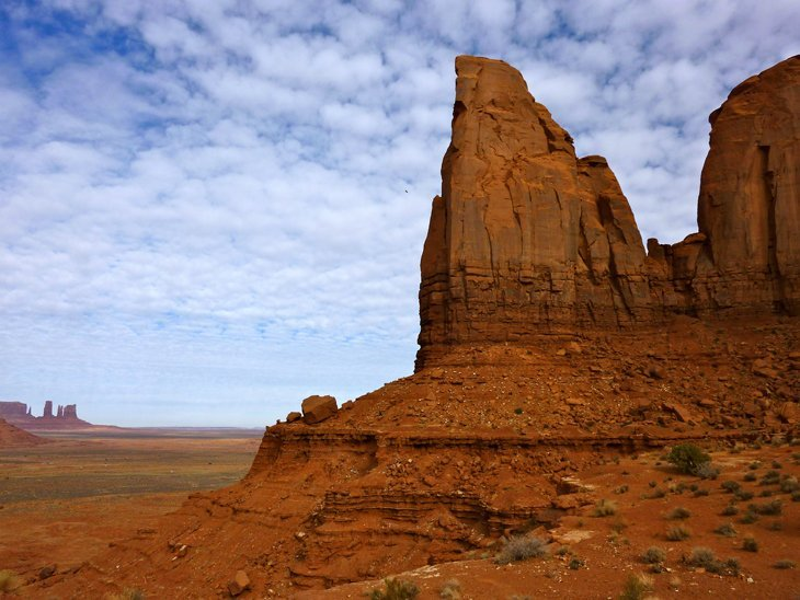 P1000775 Monument Valley Or Just Beauty Created By Nature