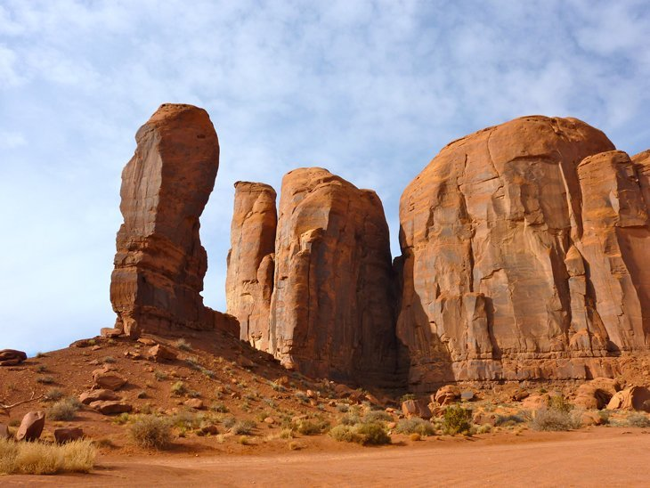 P1000786 Monument Valley Or Just Beauty Created By Nature
