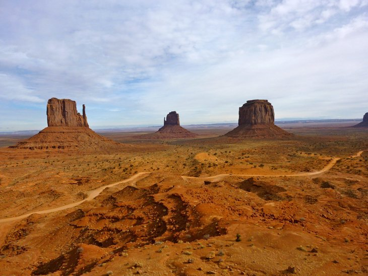 P1000789 Monument Valley Or Just Beauty Created By Nature
