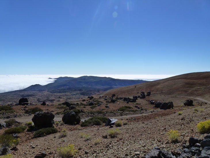 P1010539 Tenerife – El Teide, Climbing To The Top of Spain