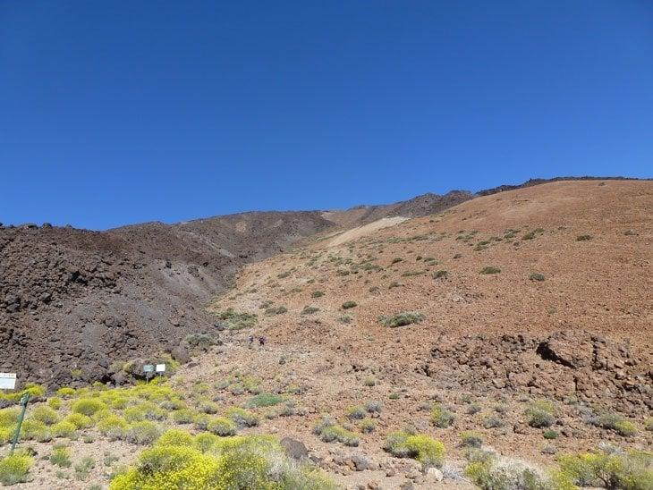 Tenerife – El Teide, Climbing To The Top of Spain