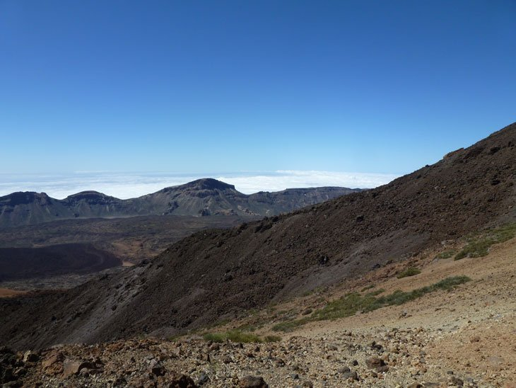 P1010547 Tenerife – El Teide, Climbing To The Top of Spain