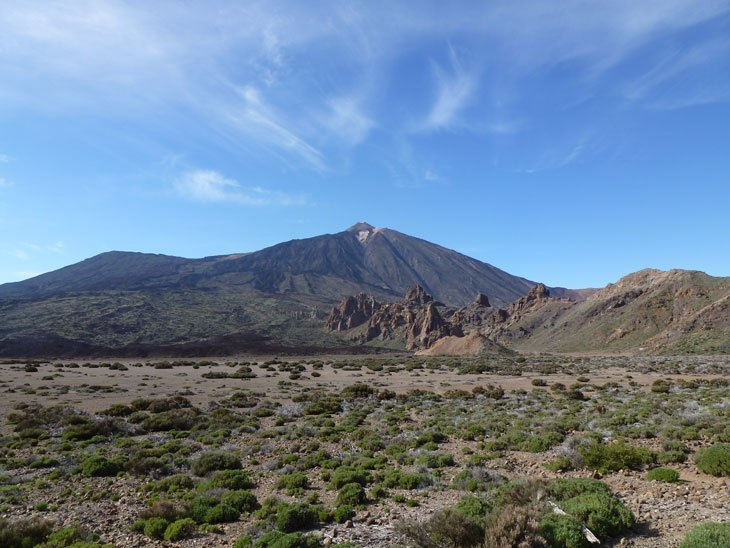 P1010593 Tenerife – El Teide, Climbing To The Top of Spain