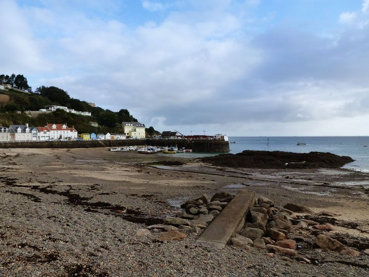 Pure Peaceful Charm – Jersey's Rozel Bay and Château La Chaire