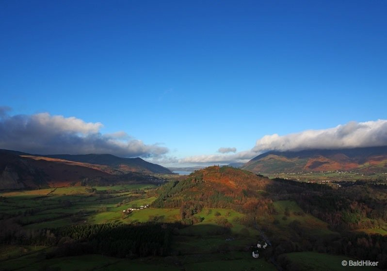 A walk up Catbells - a favourite of many