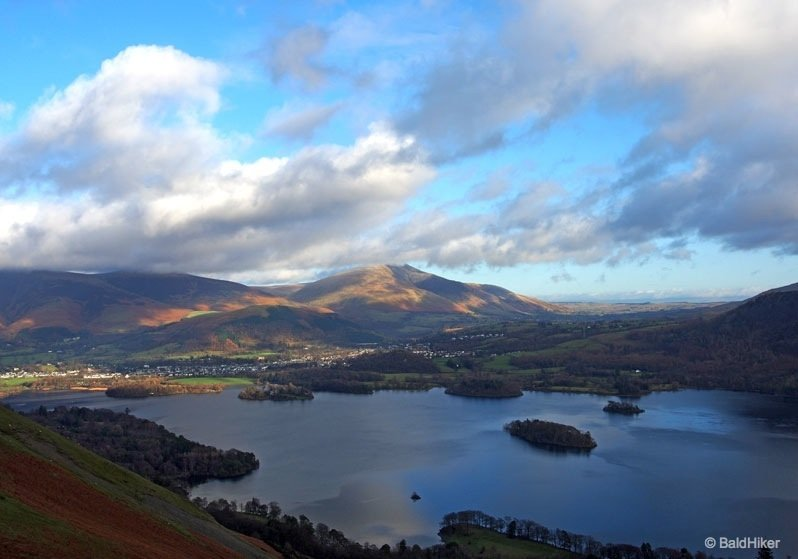 P1110132 catbells A walk up Catbells   a favourite of many