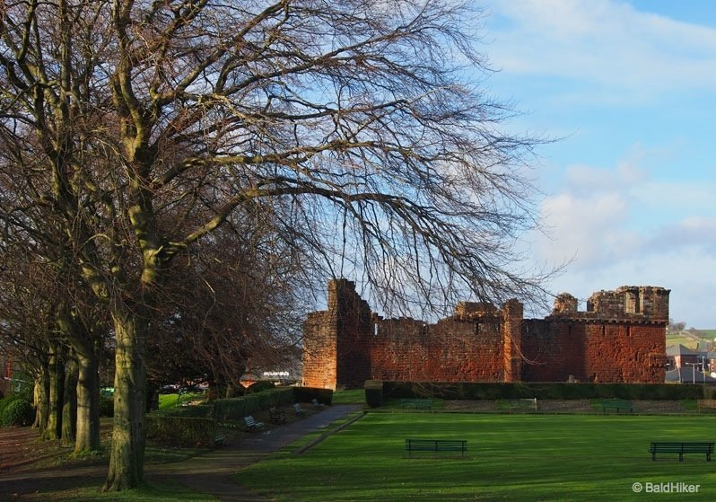 Penrith Castle - The residence of a future king