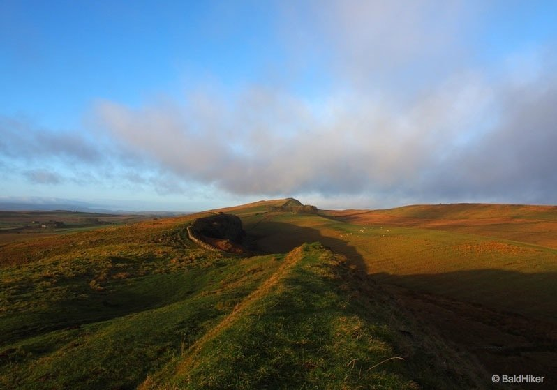 Hadrian's Wall - Steel Rigg to Housesteads