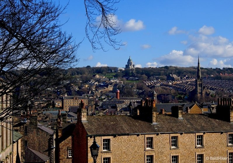 Take a walk through Lancaster