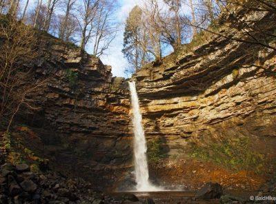 Hardraw Force – England's highest, unbroken, single drop waterfall