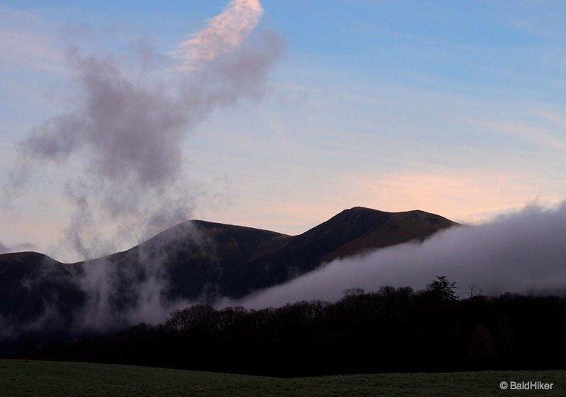 A Derwentwater Dawn