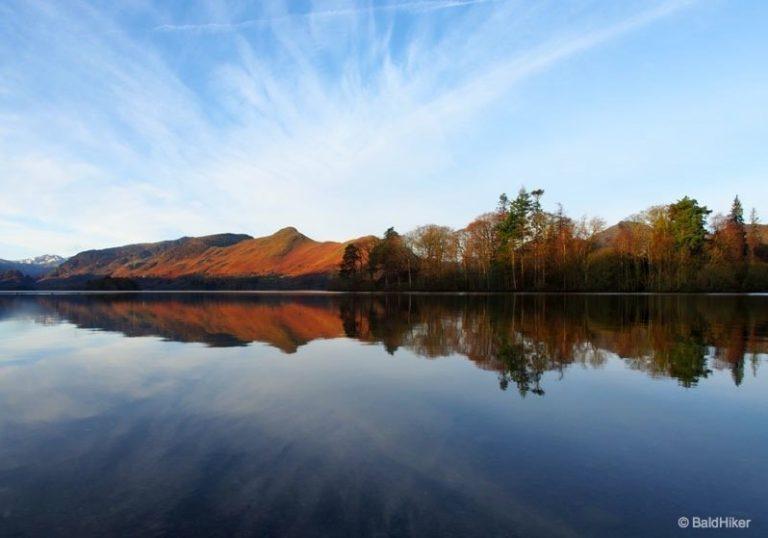 A Derwentwater Photo Walk at Dawn and Sunrise