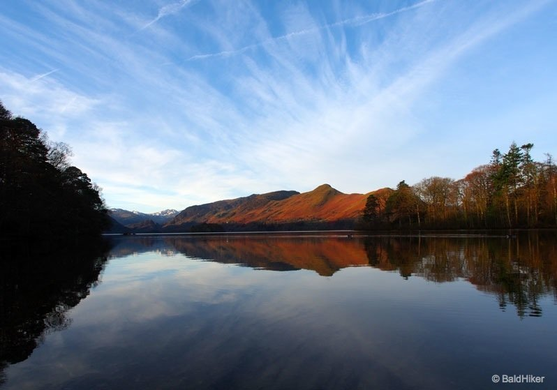 catbells across the water