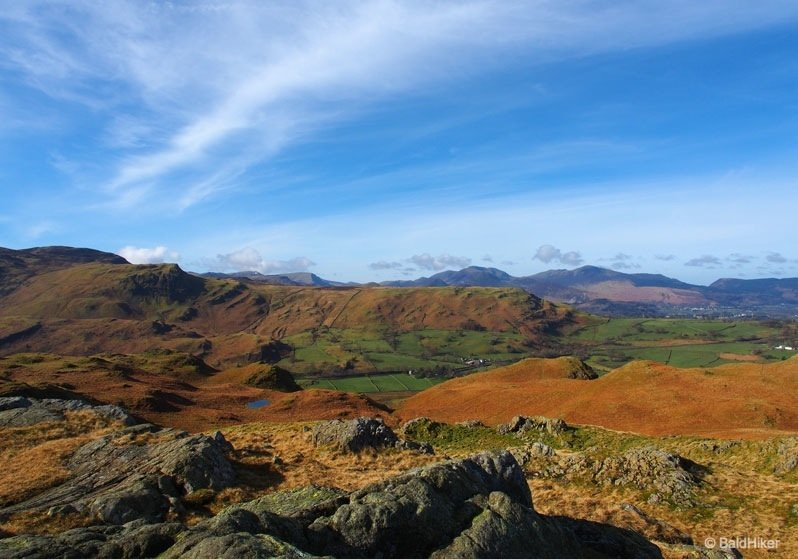 the western lake district fells