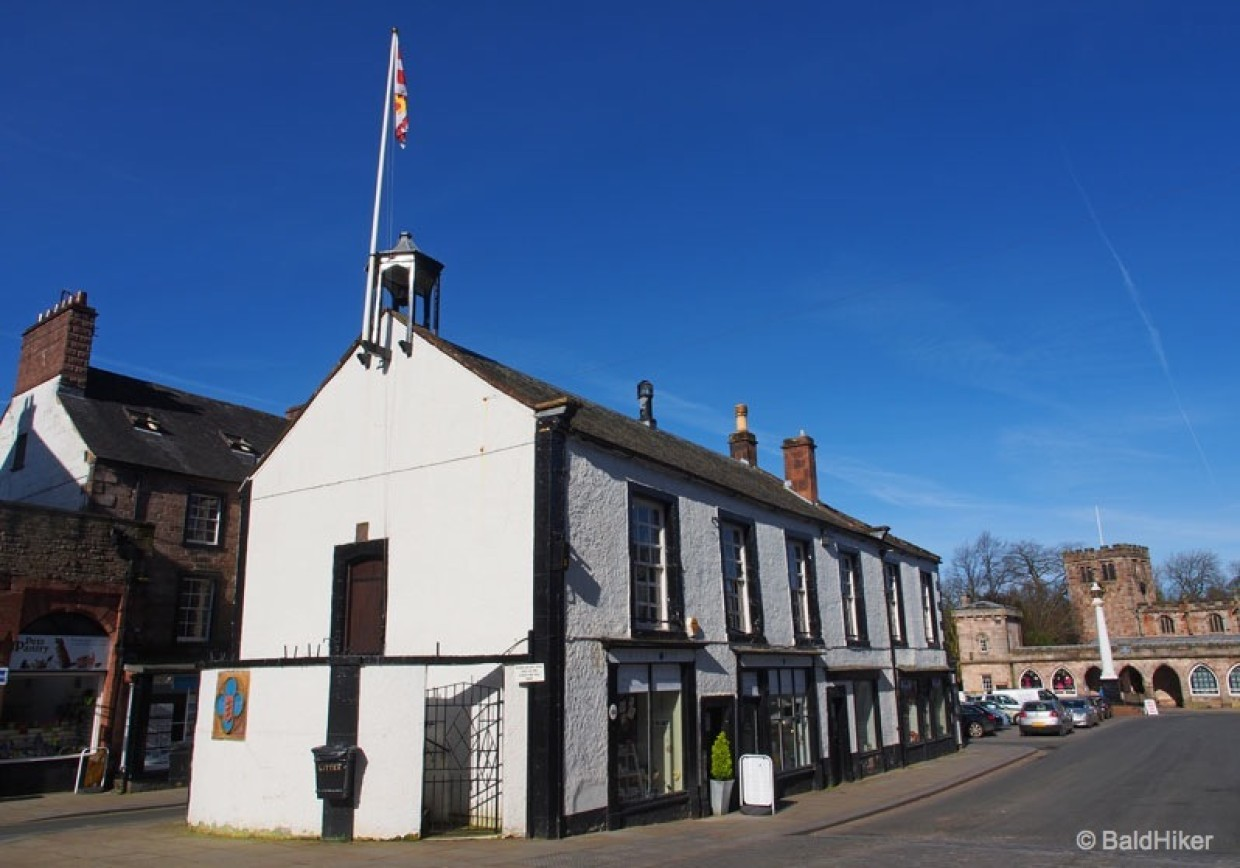 A look around Appleby in Westmorland, Cumbria
