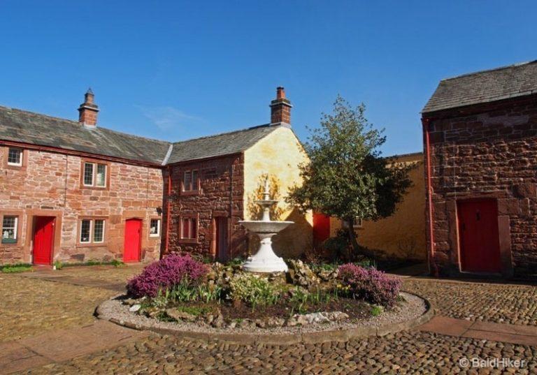 The Almshouses, St Anne's Hospital, Appleby