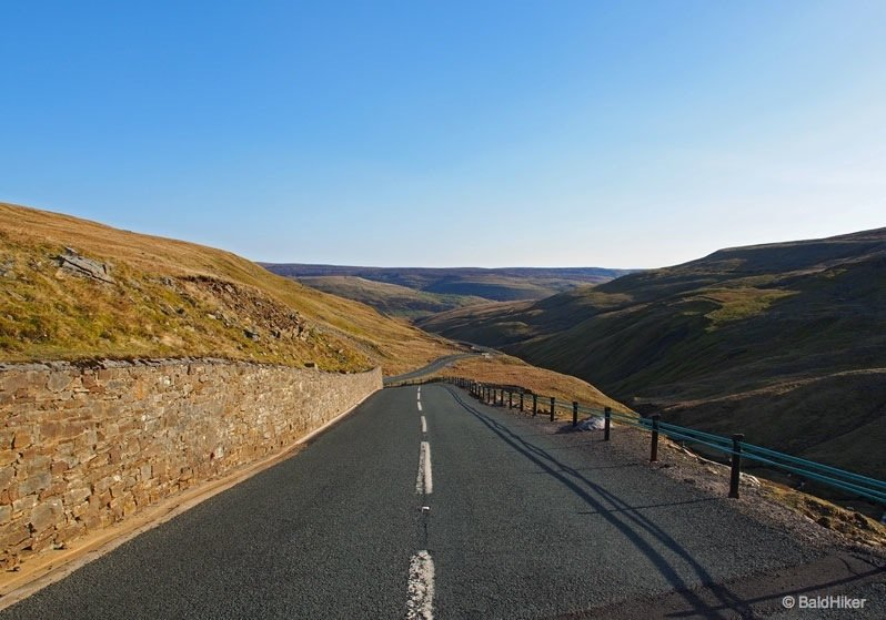 Buttertubs Pass – A Great British Drive
