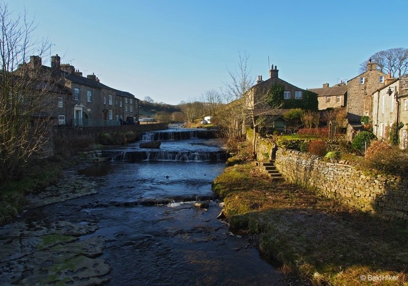 Gayle, Wensleydale – picturesque childhood memories