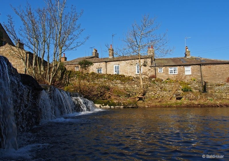 Gayle, Wensleydale - picturesque childhood memories