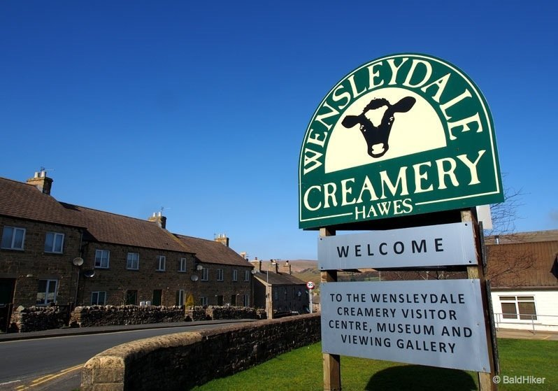 P3120403 wensleydale Wensleydale Creamery   For the love of cheese!