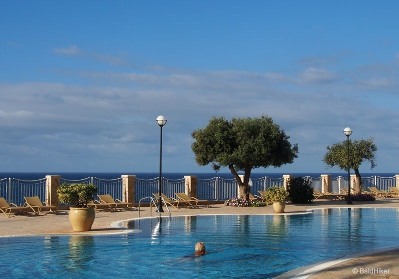 azure resorts pool