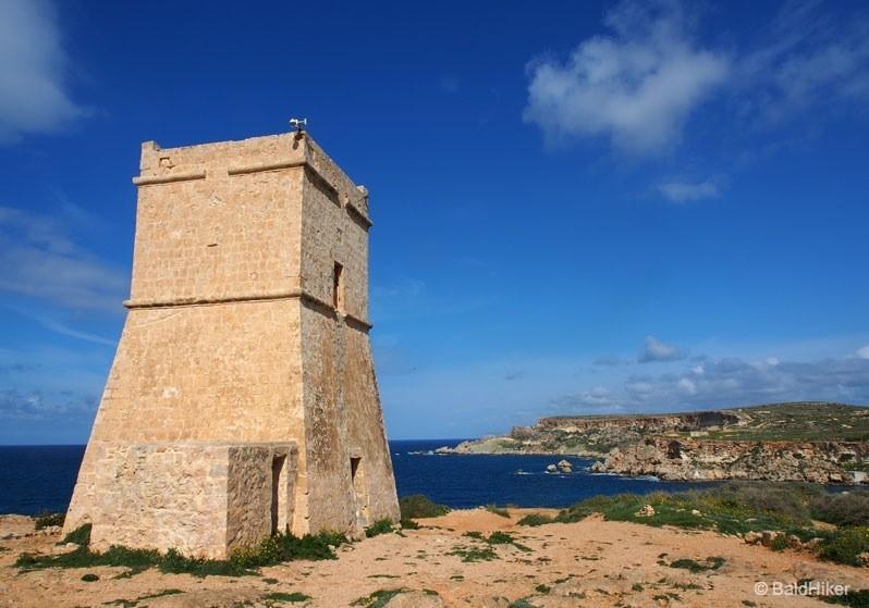 The Coastal Towers of Malta