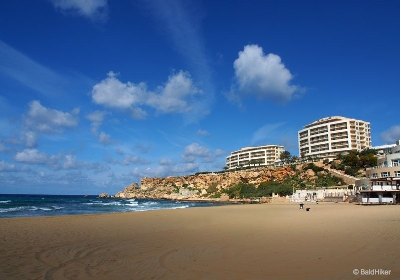 Malta – Stay in luxury at Golden Sands Resort